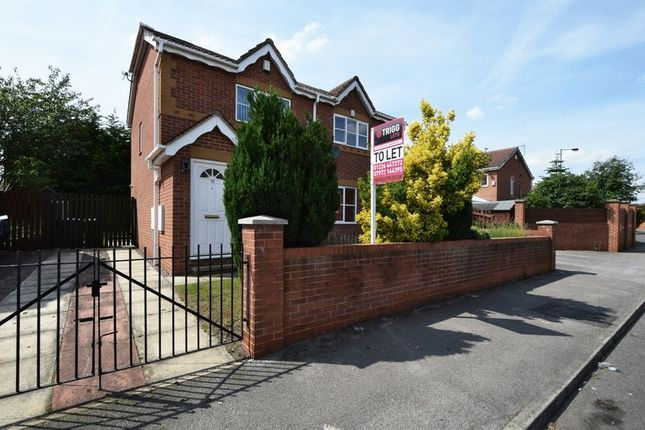 Thumbnail Semi-detached house to rent in North Royds Wood, Barnsley
