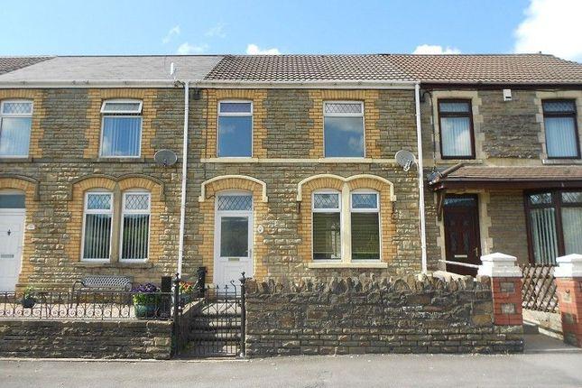 3 bed terraced house to rent in Bryngurnos Street, Bryn, Port Talbot, Neath Port Talbot. SA13
