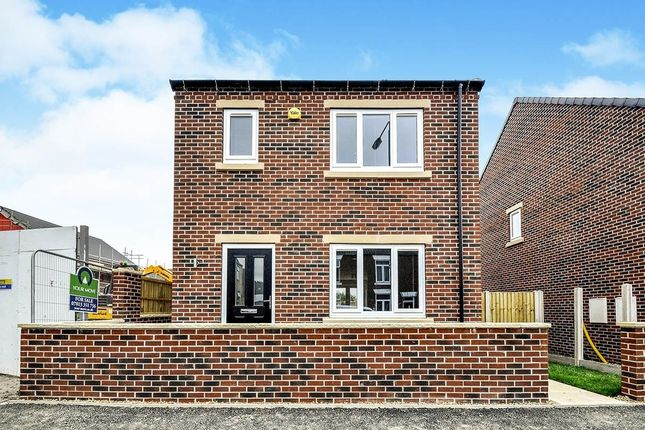 Thumbnail Detached house for sale in Plot Four Pilsley Road, Danesmoor, Chesterfield