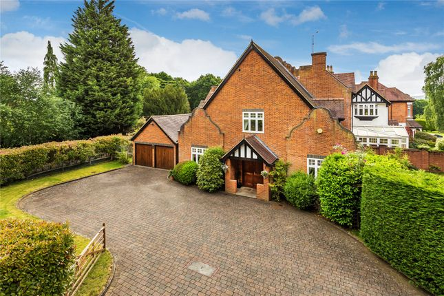 Thumbnail Semi-detached house for sale in Send, Woking, Surrey