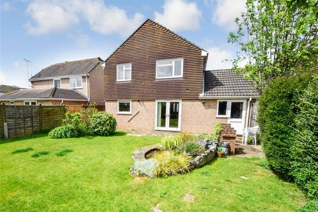 Thumbnail Detached house for sale in Westlands, Rustington, West Sussex