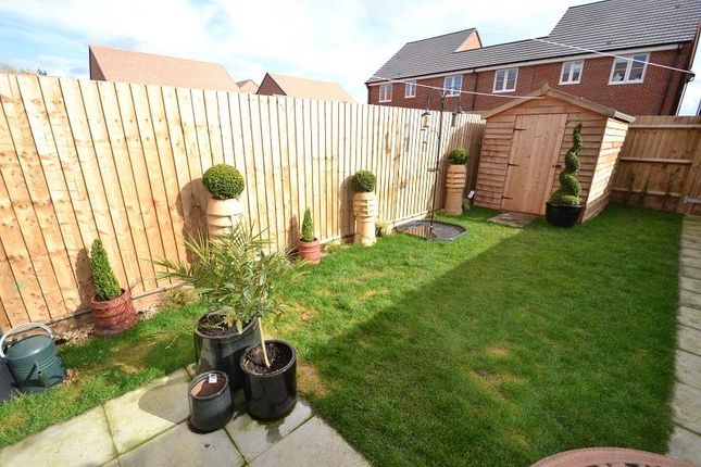 Garden of Cornwell Close, The Village, Buntingford SG9