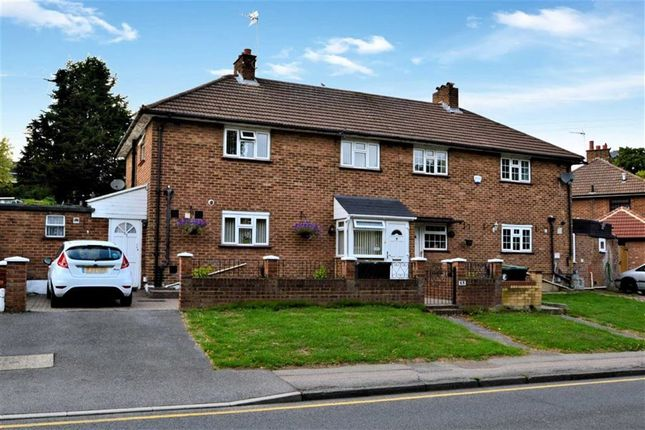 Thumbnail Semi-detached house for sale in Centre Drive, Epping