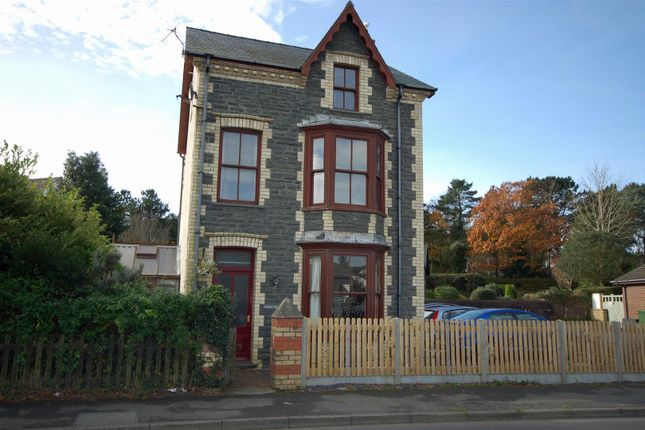 Thumbnail Detached house for sale in Pantyrhos, Waunfawr, Aberystwyth