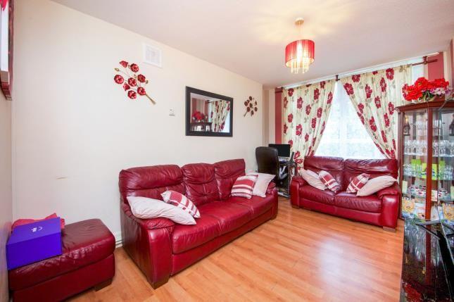 Reception Room of Nelson Mandela House, 124 Cazenove Road, London, England N16
