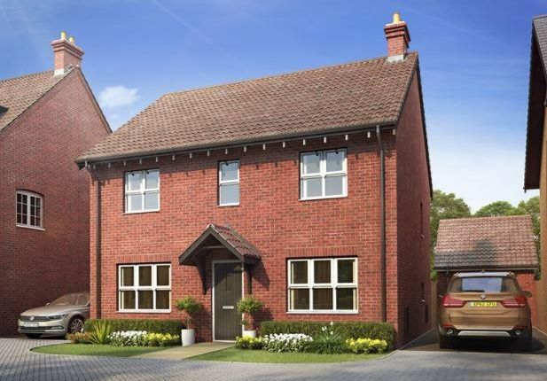 Thumbnail Detached house for sale in Plot 67 Chedworth, The Lancasters, Waterbeach, Cambridge