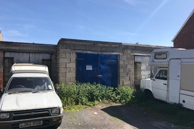 Thumbnail Parking/garage for sale in Mayfield Terrace, Beaufort, Ebbw Vale, Blaenau Gwent