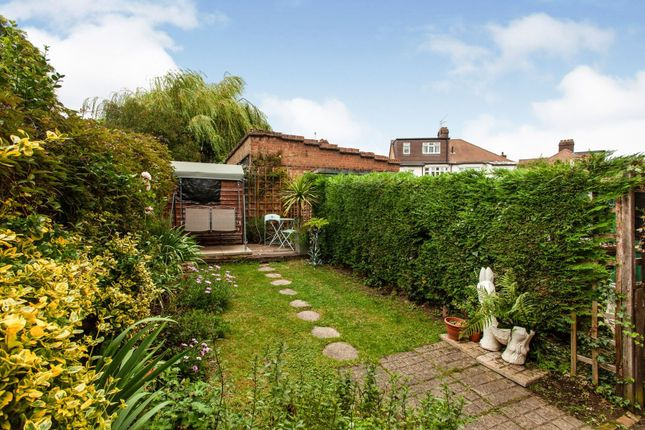 Rear Garden of Endlebury Road, Chingford E4