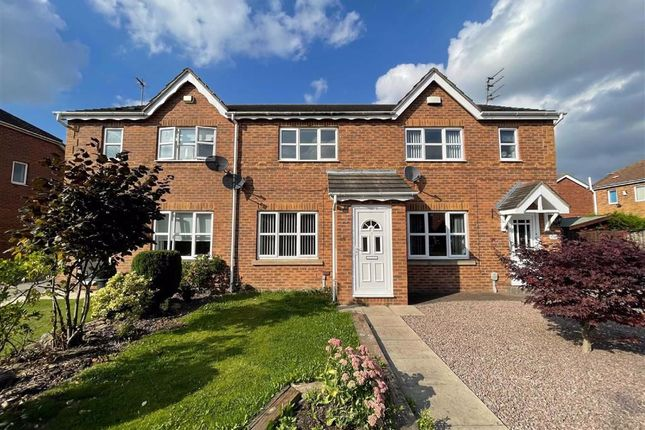 2 bed terraced house to rent in Mast Drive, Victoria Dock, Hull HU9