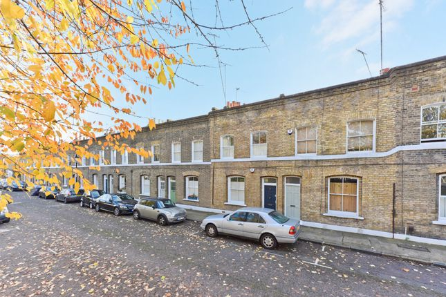 Thumbnail Terraced house to rent in Quilter Street, London, Greater London