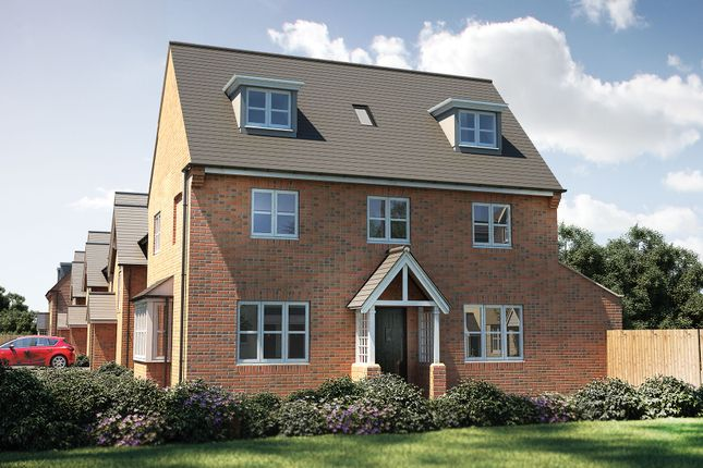 """Thumbnail Detached house for sale in """"The Orford"""" at High Street, Sandhurst"""