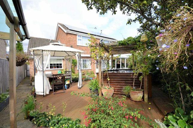Rear Garden of Sanctuary Way, Grimsby DN37