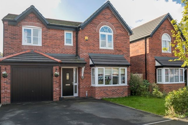4 bed detached house for sale in Bailey Way, St. Helens, Merseyside