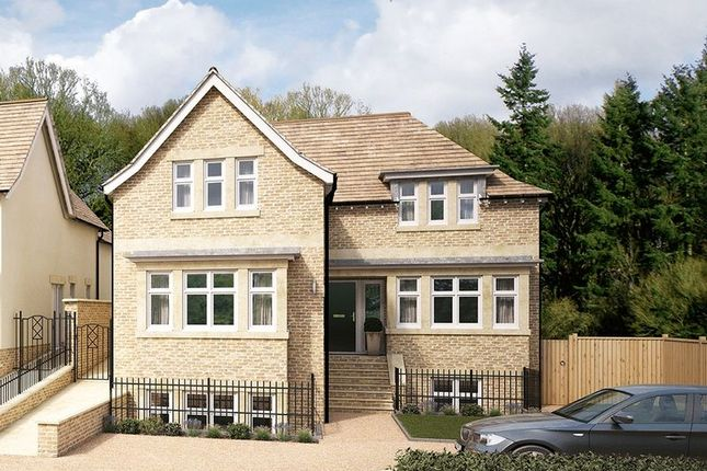 Thumbnail Detached house for sale in The Towpath, Woodstock Road, Oxford