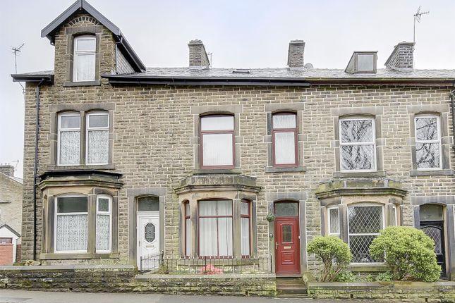 Thumbnail Terraced house to rent in Helmshore Road, Haslingden, Rossendale