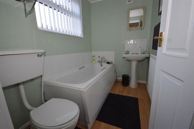 Bathroom of John Street, South Moor, Stanley DH9