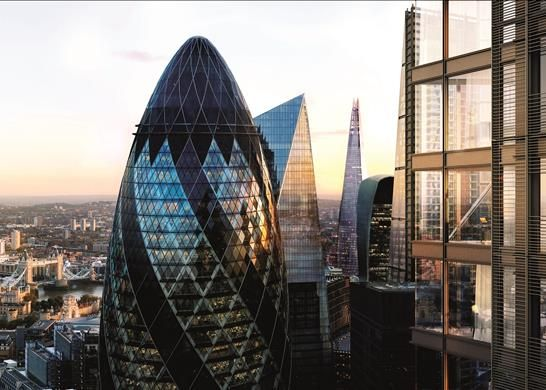 Thumbnail Flat for sale in -One Bishopsgate Plaza - 34.02, 150 City Of London