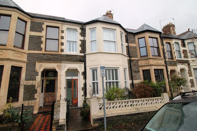 Thumbnail Terraced house for sale in Hamilton Street, Cardiff, Cardiff
