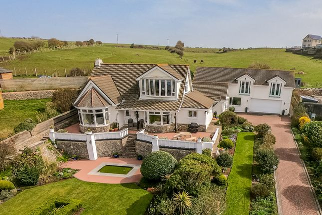 Thumbnail Detached house for sale in Sutton Road, Ogmore-By-Sea, The Vale