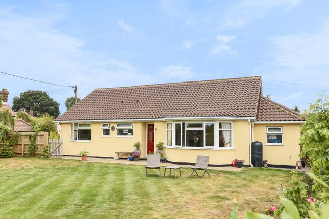 Thumbnail Detached bungalow for sale in Mill Lane, Briston, Melton Constable