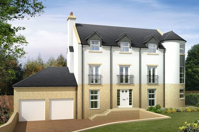 Thumbnail Detached house for sale in Monkswood - Plot 46, Gattonside, Melrose