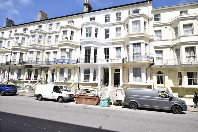 Thumbnail Flat to rent in Lascelles Terrace, Eastbourne, East Sussex