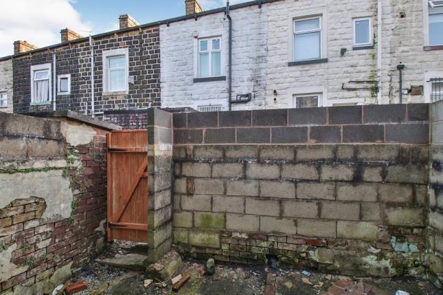 Rear Yard of Pritchard Street, Burnley, Lancashire BB11