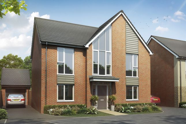 Thumbnail Detached house for sale in Plot 57 The Garnet, Egstow Park, Off Derby Road, Clay Cross, Chesterfield