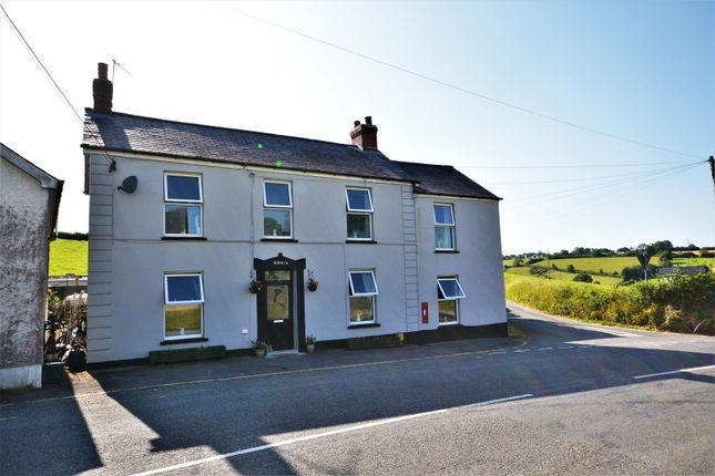 Thumbnail Detached house for sale in Henfwlch Road, Carmarthen