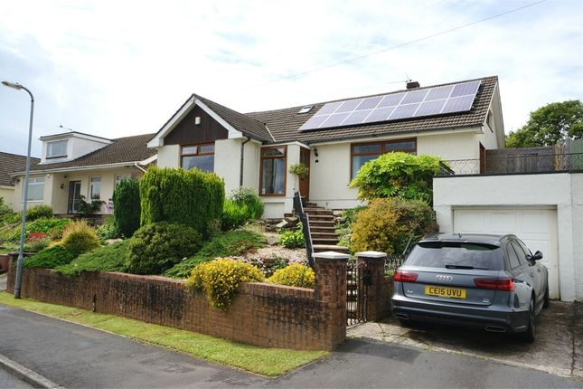 Thumbnail Detached house for sale in Augustan Way, Caerleon, Newport