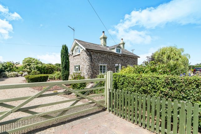 Thumbnail Property for sale in Stone Cottage, Little Wratting, Haverhill