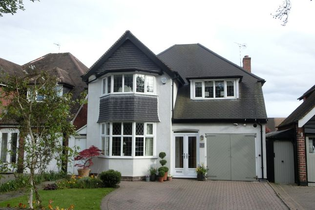 Thumbnail Detached house for sale in Bills Lane, Shirley, Solihull