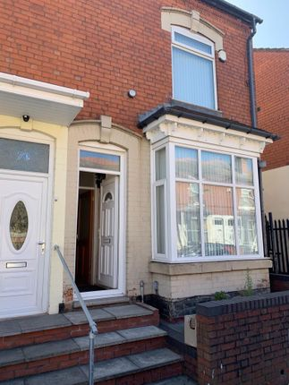 Thumbnail End terrace house to rent in Fernley Road, Birmingham