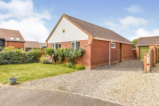 2 bed detached bungalow for sale in Ringwood Close, Little Melton, Norwich NR9