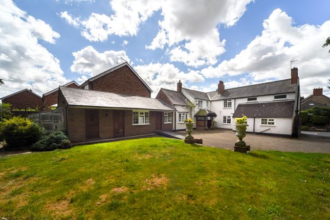 Thumbnail Detached house for sale in Main Street, Newbold Verdon, Leicester