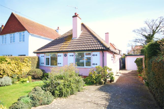 Thumbnail Detached bungalow for sale in Upper Fourth Avenue, Frinton-On-Sea