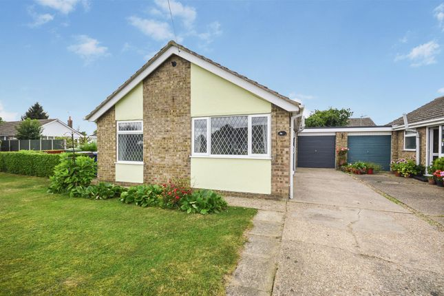 2 bed bungalow for sale in Swan Drive, Sturton By Stow, Lincoln LN1