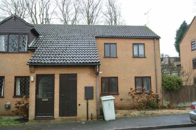 Thumbnail Flat to rent in Willow Close, Uppingham, Oakham