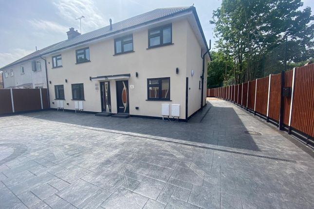 Thumbnail Flat to rent in Elm Close, Hayes