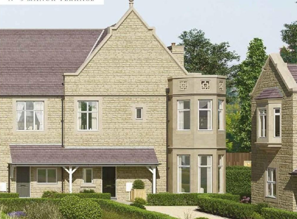 Thumbnail Mews house for sale in Hasley Manor, Hatton