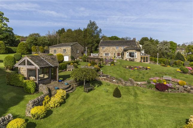 Thumbnail Detached house for sale in Burley Woodhead, Nr Ilkley, West Yorkshire