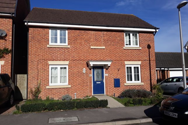 Thumbnail Detached house for sale in Imperial Way, Thatcham