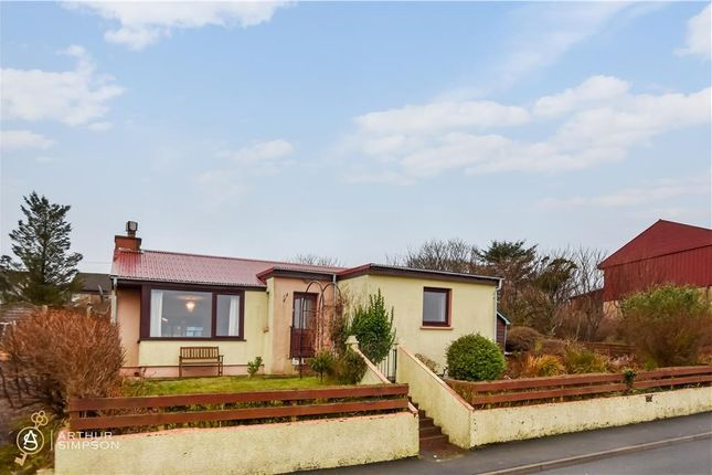 Thumbnail Detached bungalow for sale in 129 North Road, Lerwick, Shetland