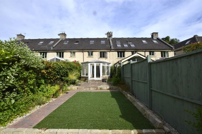 Thumbnail Terraced house for sale in Belvedere Mews, Chalford, Gloucestershire