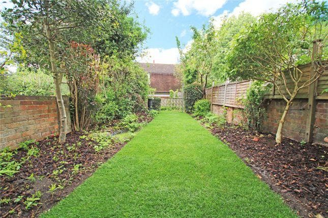 Garden of Christchurch Road, Reading, Berkshire RG2