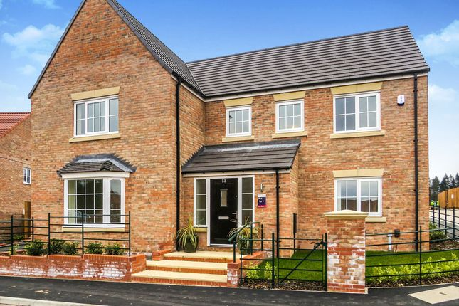 Detached house for sale in Snowdrop Avenue, Wynyard, Billingham