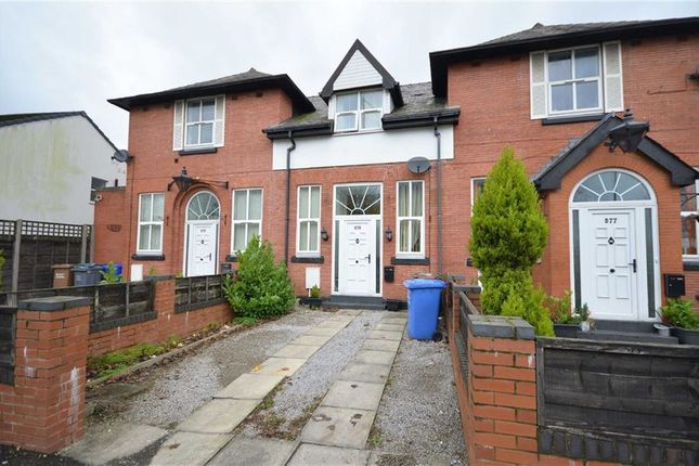 Thumbnail Terraced house for sale in Moston Lane, Moston, Manchester