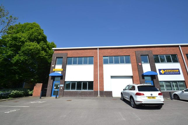 Thumbnail Warehouse to let in Unit 1 Moorside Place, Winchester