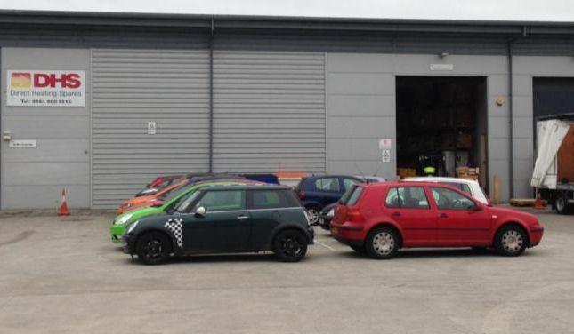 Industrial to let in Unit & D4, Matrix Park, Buckshaw Village, Chorley, Lancashire