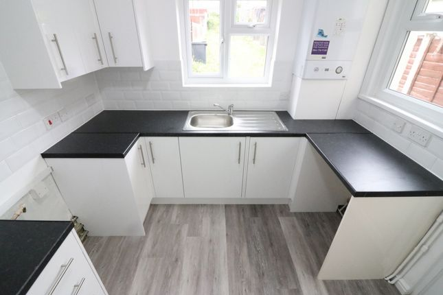 Thumbnail Terraced house to rent in Weston Road, Strood